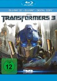 Transformers 3 (Blu-ray 3D, Blu-ray 2D, + DVD, inkl. Digital Copy)