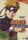 Naruto Shippuden - Die komplette Staffel 1 (4 Discs)
