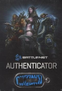 Blizzard Battlenet Authenticator