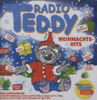 radio teddy weihnachtshits cd. Black Bedroom Furniture Sets. Home Design Ideas