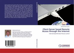Client-Server based Remote Access through the Internet