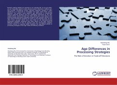 Age Differences in Processing Strategies