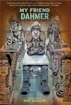 My Friend Dahmer - Backderf, Derf