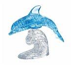 HCM Kinzel 59115 - Großes Crystal Puzzle: Delfin