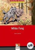 White Fang, mit 1 Audio-CD. Level 3 (A2)