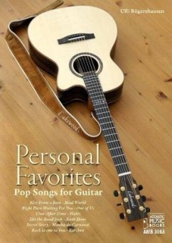 Personal Favorites, Gitarre