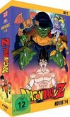 Dragonball Z - Movies 1-4 (4 Discs)