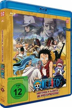 One Piece - 8. Film: Abenteuer in Alabasta - Die Wüstenprinzessin