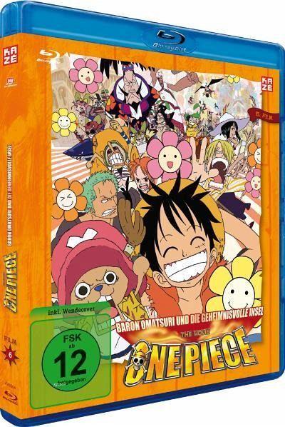 One Piece - Baron Omatsumi und die geheimnisvolle Insel