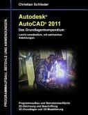 Autodesk AutoCAD 2011 - Das Grundlagenkompendium