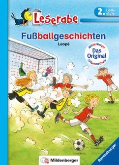 Leserabe mit Mildenberger. Fußballgeschichten - Leopé