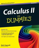 Calculus II For Dummies, 2nd Edition