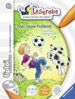 Der neue Fußball / Leserabe tiptoi® Bd.2 - Dietl, Erhard