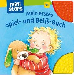 Mein erstes Spiel- und Beißbuch - Schwarz, Regina; Szesny, Susanne