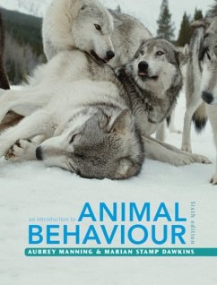 An Introduction to Animal Behaviour - Manning, Aubrey (University of Edinburgh); Dawkins, Marian Stamp (University of Oxford)