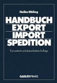 Handbuch Export - Import - Spedition