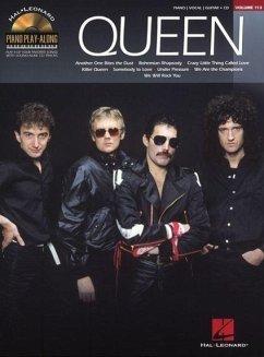 Queen, w. Audio-CD