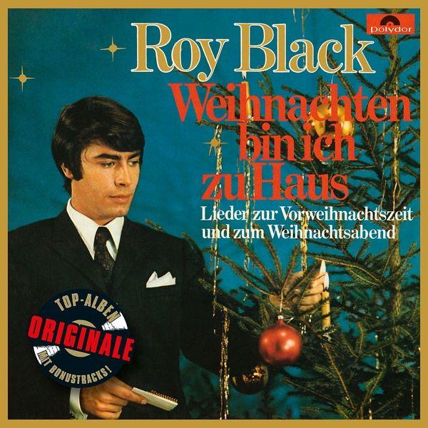 weihnachten bin ich zu haus originale von roy black cd. Black Bedroom Furniture Sets. Home Design Ideas