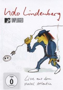 Mtv Unplugged-Live Aus Dem Hotel Atlantic - Lindenberg,Udo