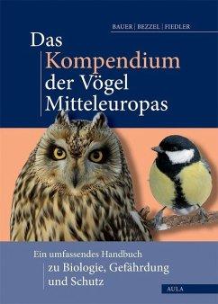 Das Kompendium der Vögel Mitteleuropas