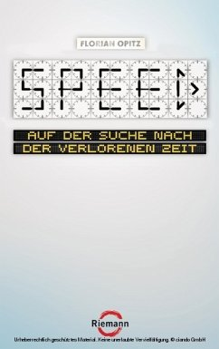 Speed (eBook) - Florian Opitz