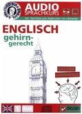 Englisch gehirn-gerecht, 1 Basis, Audio-Sprachkurs, Audio-CD
