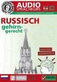 Russisch gehirn-gerecht, 2 Aufbau, Audio-Sprachkurs, Audio-CD