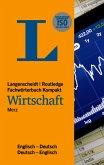 Langenscheidt Fachwörterbuch Kompakt Wirtschaft Englisch
