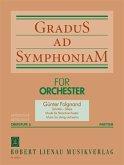 Gradus ad Symphoniam Oberstufe, für Streichorchester, Partitur