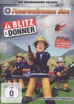 Feuerwehrmann Sam - Blitz und Donner - Feuerwehrmann Sam