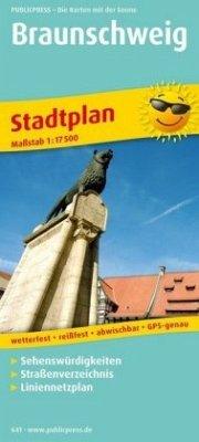 PublicPress Stadtplan Braunschweig