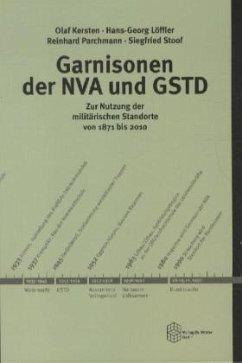 Garnisonen der NVA und GSTD, m. CD-ROM