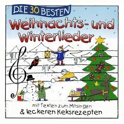 Die 30 besten Weihnachts- und Winterlieder - Simone Sommerland/Karsten Glück & Die Kita-Frösche