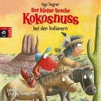 Der kleine Drache Kokosnuss bei den Indianern / Die Abenteuer des kleinen Drachen Kokosnuss Bd.16 (MP3-Download)