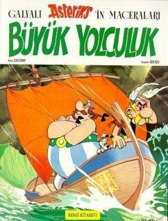 Asteriks Büyük Yolculuk - Uderzo, Albert; Goscinny, Rene