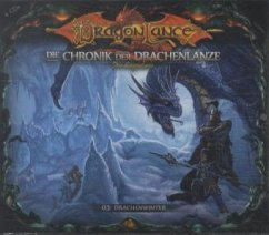 Die Chronik der Drachenlanze - Drachenwinter, 4 Audio-CDs - Holy, David