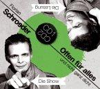 Offen für ALLES, Live-Mitschnitt, 2 Audio-CDs