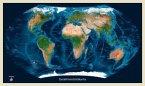 Satellitenbildkarte, Planokarte