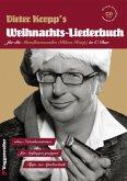 Dieter Kropp's Weihnachts-Liederbuch für die Mundharmonika (Blues Harp) in C-Dur, m. Audio-CD
