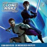 Star Wars, The Clone Wars, Sturm über Ryloth - Die Unschuldigen von Ryloth, 1 Audio-CD