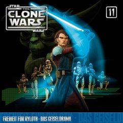 0602527546087 - Diverse: Star Wars, The Clone Wars, Freiheit für Ryloth - Das Geiseldrama, 1 Audio-CD - Livre