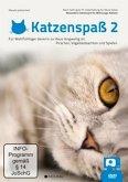 Katzenspaß Teil 2: Noch mehr gute TV-Unterhaltung für Deine Katze