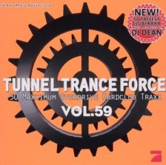 Tunnel Trance Force Vol.59 - Diverse