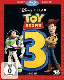 Toy Story 3 (Blu-ray 3D, + Blu-ray 2D, 3 Discs)