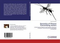 Dynamics of Disease Transmitting vectors