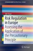 Risk Regulation in Europe