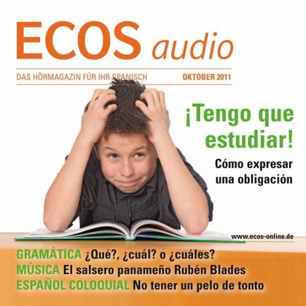 Spanisch lernen Audio   Verpflichtungen ausdrücken (MP3 Download
