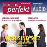 Deutsch lernen Audio - Sich vorstellen (MP3-Download)