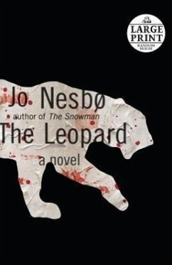 The Leopard - Nesbo, Jo