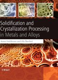 Solidification and Crystalliza
